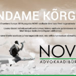 Chambers Europe re-placed NOVE in its 2019 edition among stronger players in the field of dispute resolution