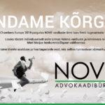 Chambers Europe paigutas NOVE oma 2019. väljaandes taaskord vaidluste lahendamise valdkonna tugevamate tegijate hulka